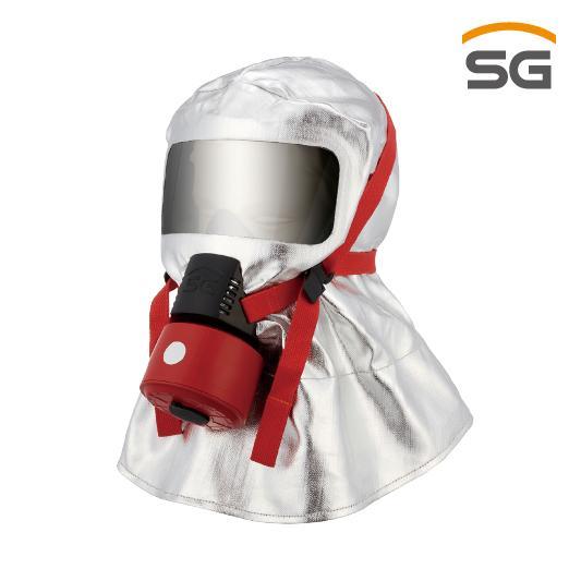 Hình ảnh Mặt nạ phòng độc Hàn Quốc SG-F0119 hỗ trợ hiệu quả an toàn tuyệt đối