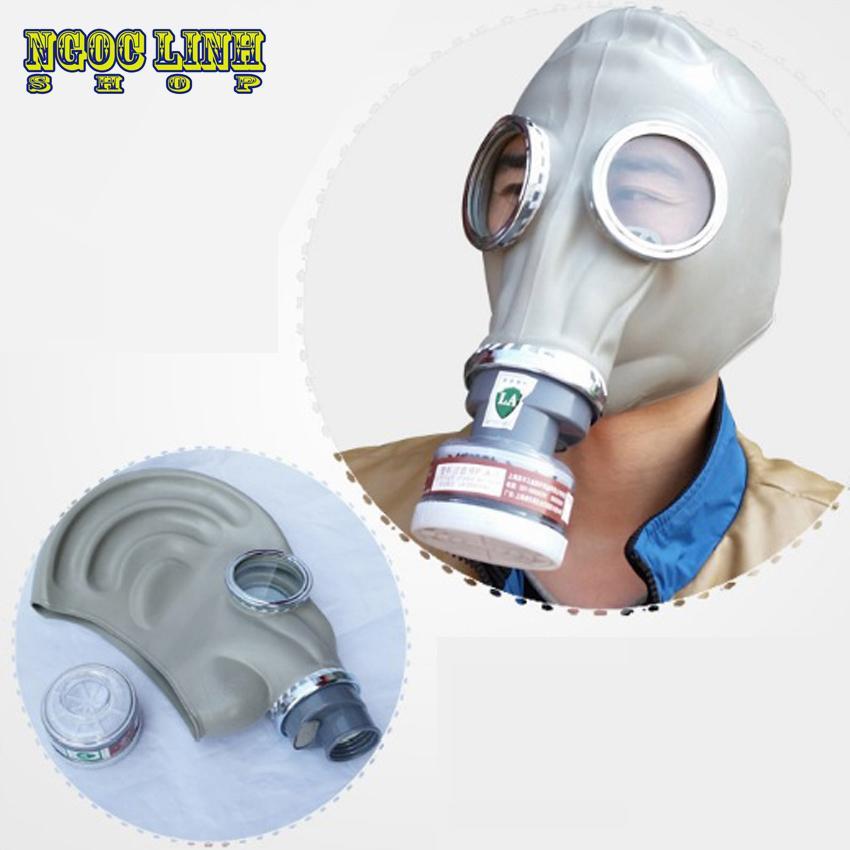 Mặt nạ phòng độc chống khói thoát hiểm, giải pháp tối ưu khi hỏa hoạn.