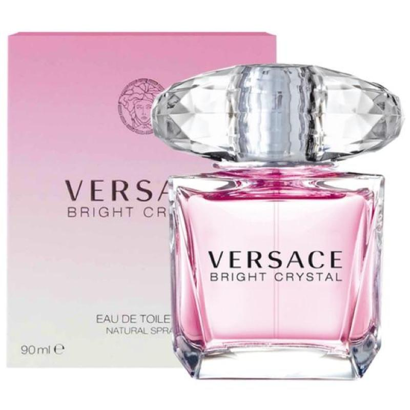 Nước hoa nữ Versace Bright Crystal - Authentic