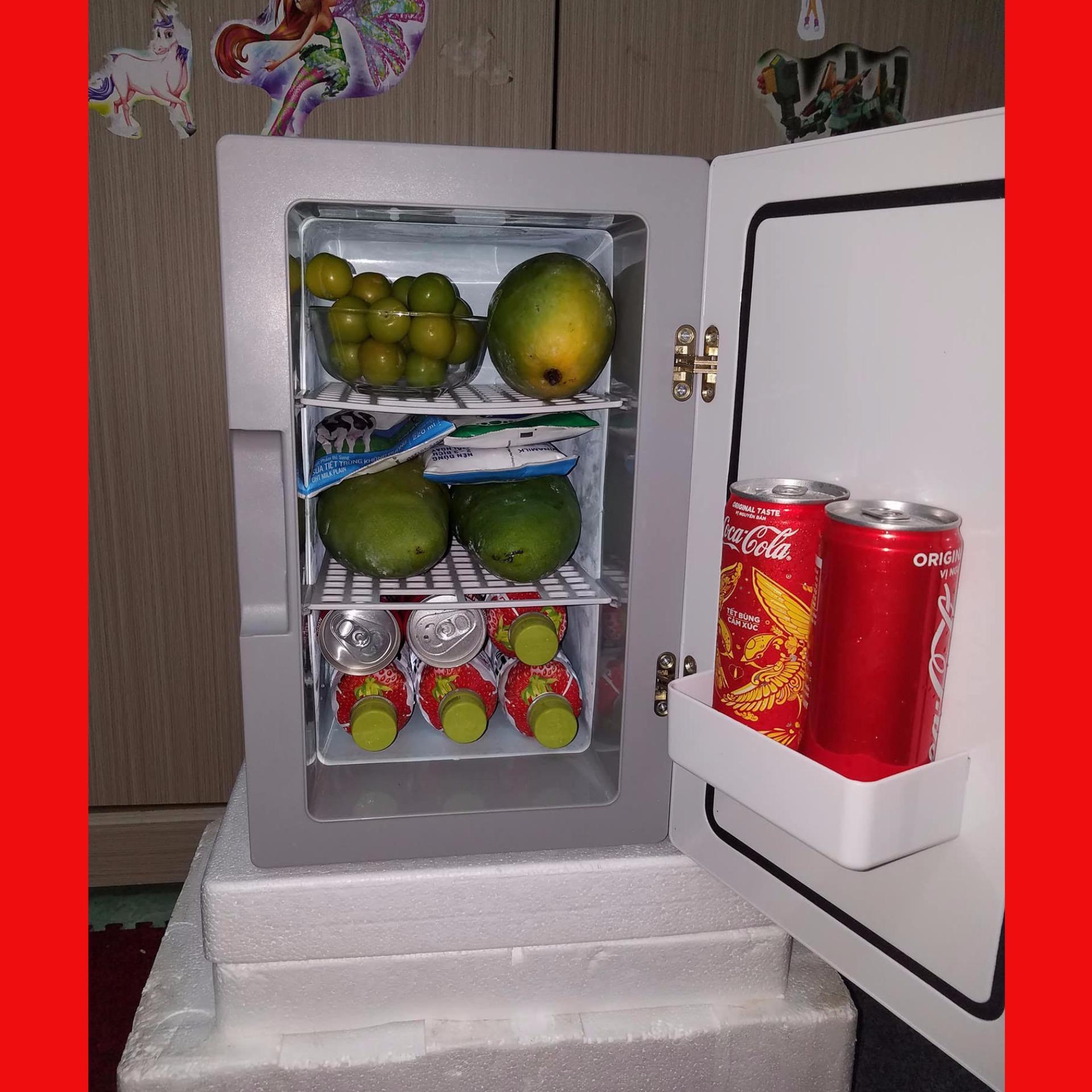 Hình ảnh tủ lạnh mini 2 chiều 18L