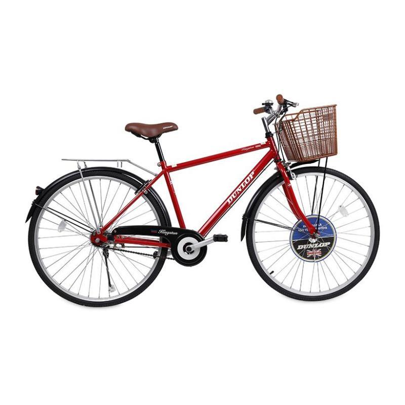 Phân phối Xe đạp thời trang nam Dunlop CTB001- 1 124 x 20 x 76 cm (Đỏ)