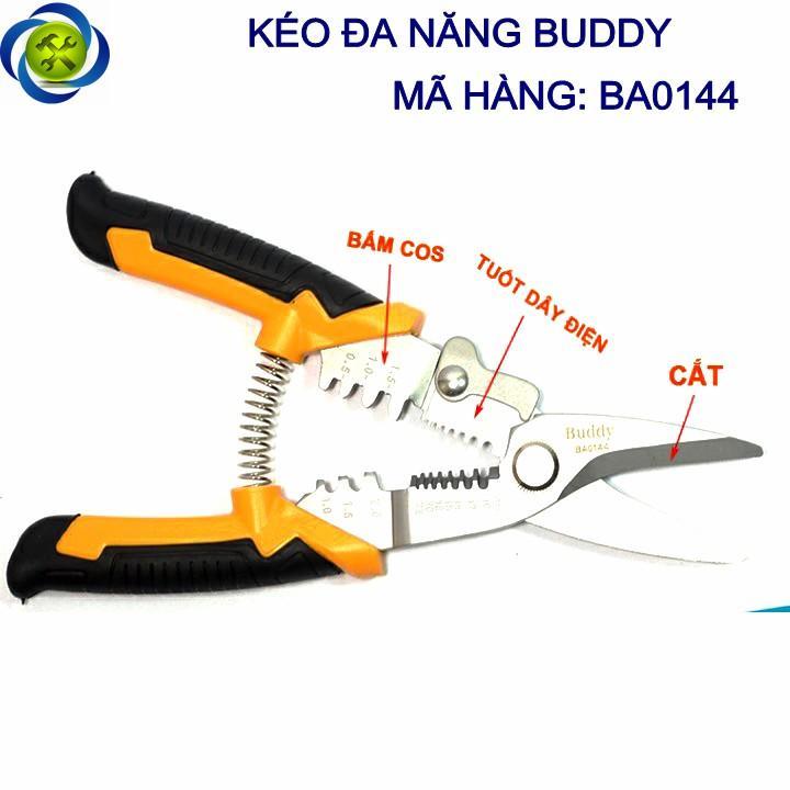 Kéo đa năng Buddy BA0144 200mm