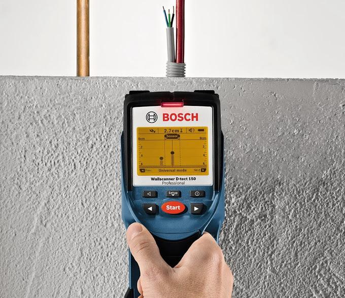 Máy dò đa năng, D-tect 150, 0601010008, Bosch