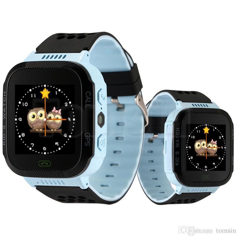 Đồng hồ định vị trẻ em GPS - Smart Watch Q528 Tracker GPS bán chạy