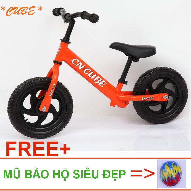 Xe đạp thăng bằng cho trẻ em từ 2 đến 6 tuổi CN-CUBE-01