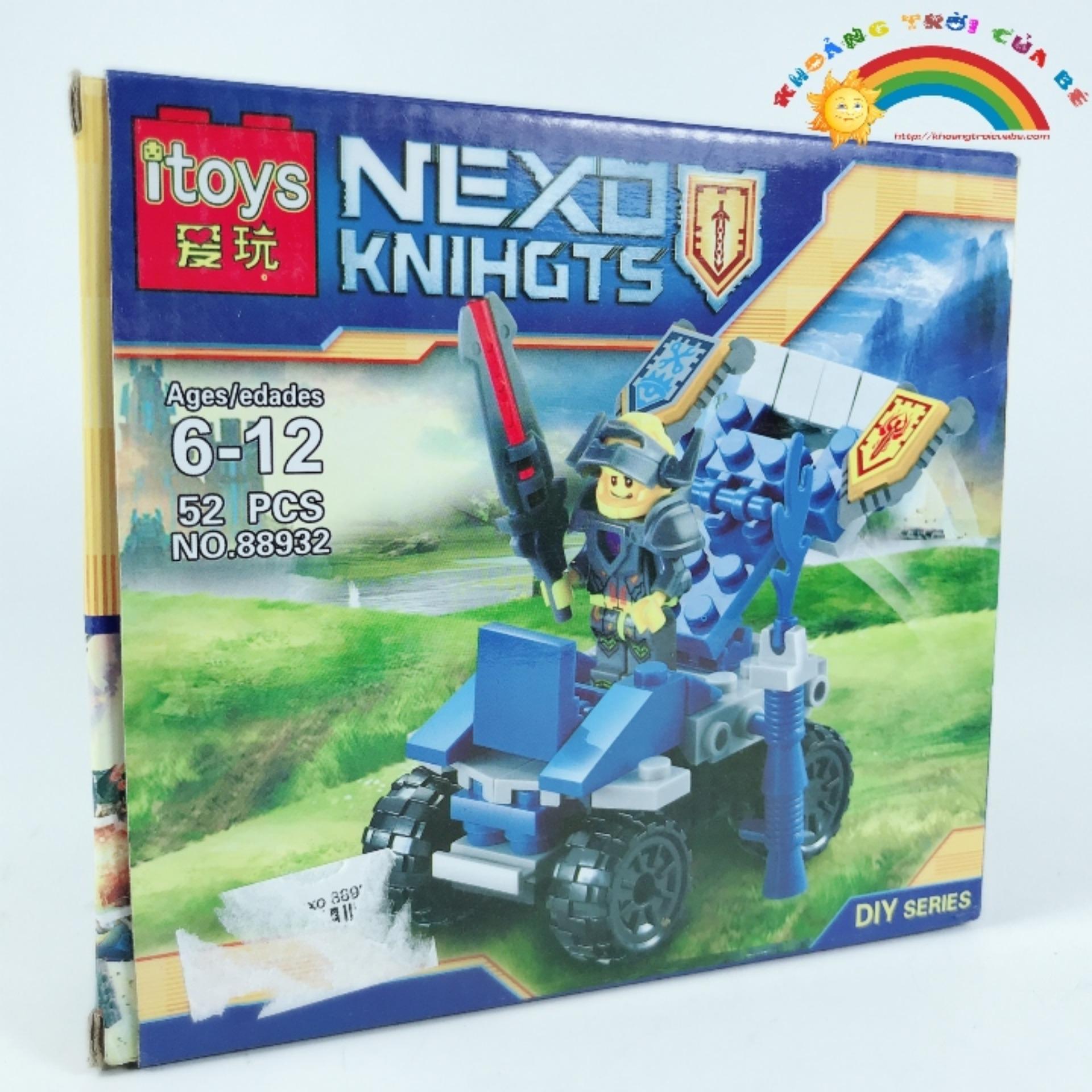 Hình ảnh Lắp Ghép thông minh Nexo 88932 KB934