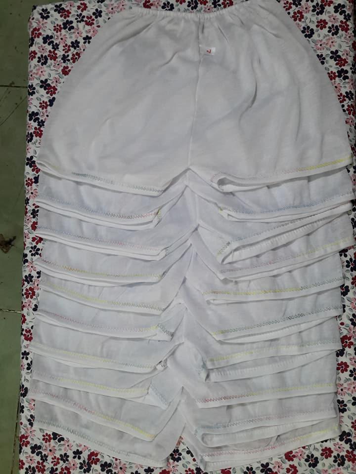 Hình ảnh combo 10 quần đùi cho bé