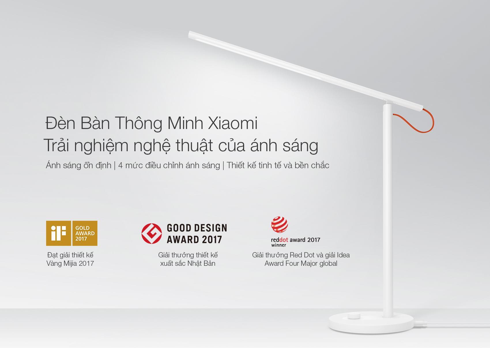 Đèn bàn thông minh Xiaomi Desk Lamp