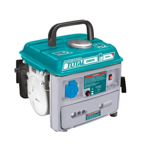 Hình ảnh Máy phát điện động cơ xăng 0.8Kw Total TP18001