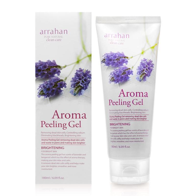 Gel tẩy tế bào chết Arrahan Aroma Peeling Gel 180ml (Hương hoa)