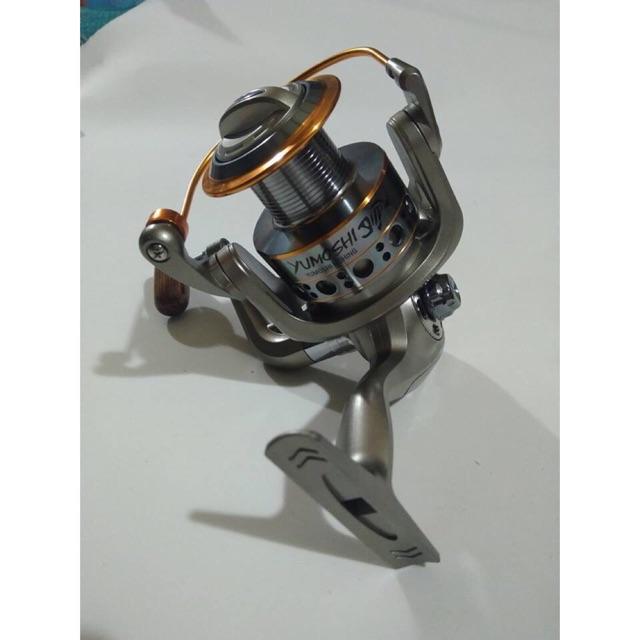Hình ảnh Máy câu cá Yumoshi LC 12 bạc đạn