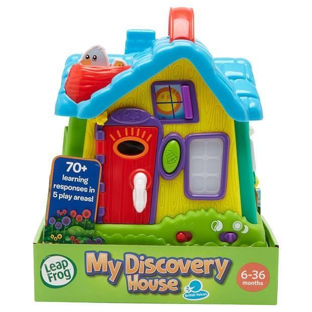 Hình ảnh Đồ chơi thông minh Ngôi nhà kỳ thú LeapFrog My Discovery House