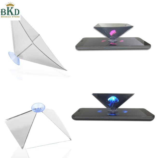 Hình ảnh Bkodak Store Transparent ABS Hologram Film 3D Projection Film