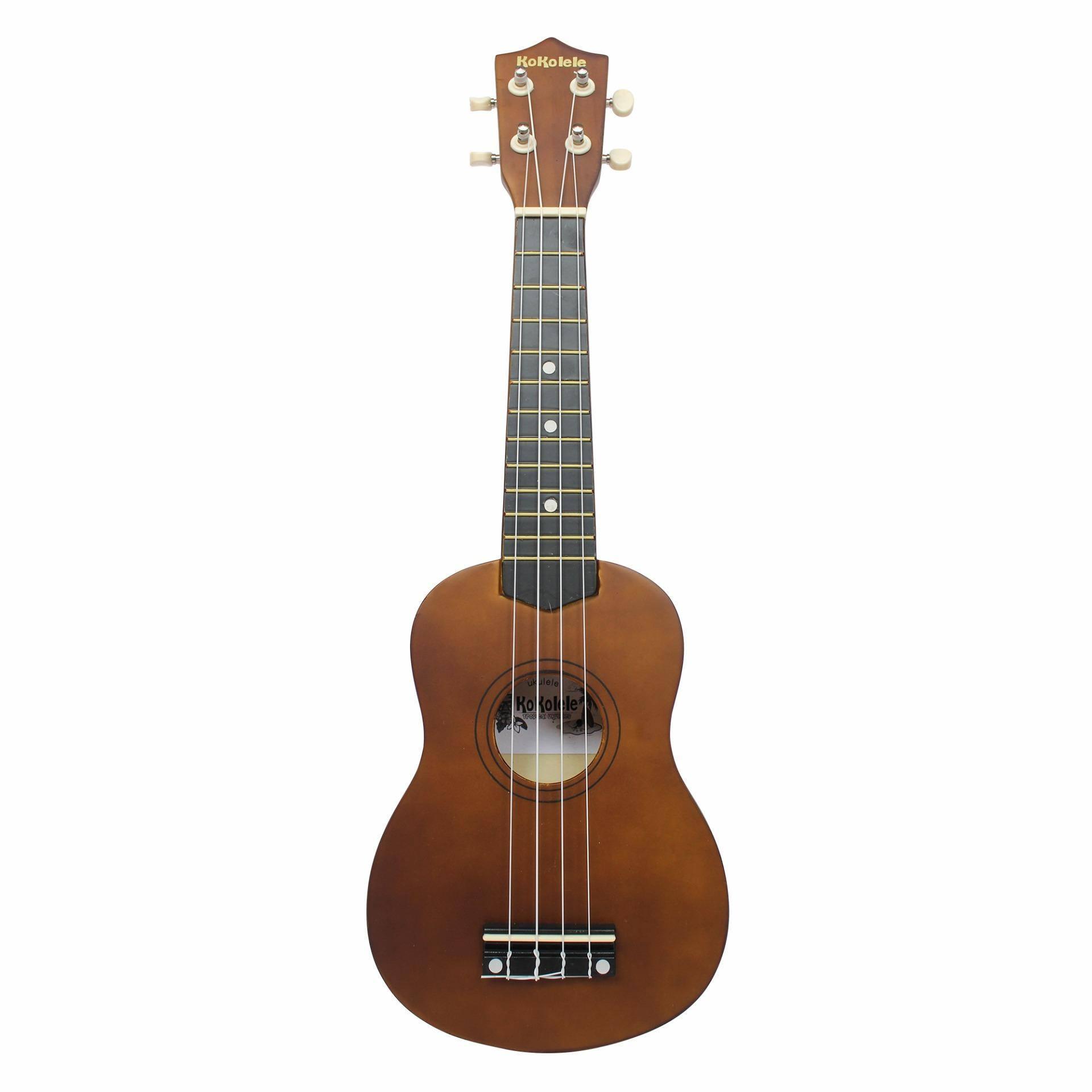 [RẺ GIẬT MÌNH] Đàn ukulele soprano 21inch tặng kèm pick gảy, dây và giáo trình học online Nhật Bản