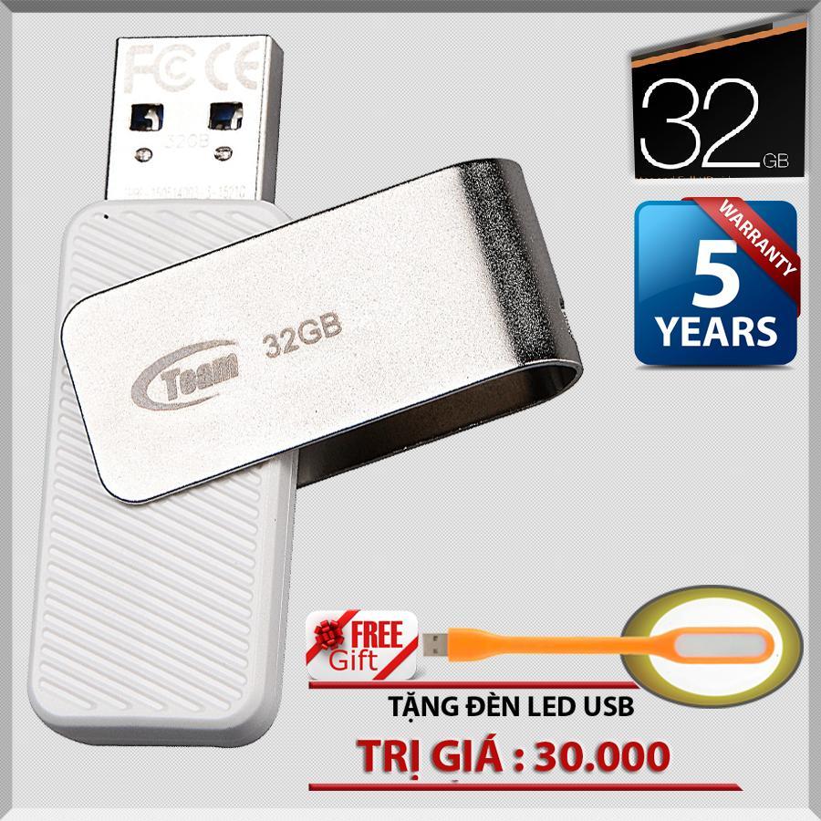 USB 32GB Team Group C142 + Tặng 1 đèn LED USB