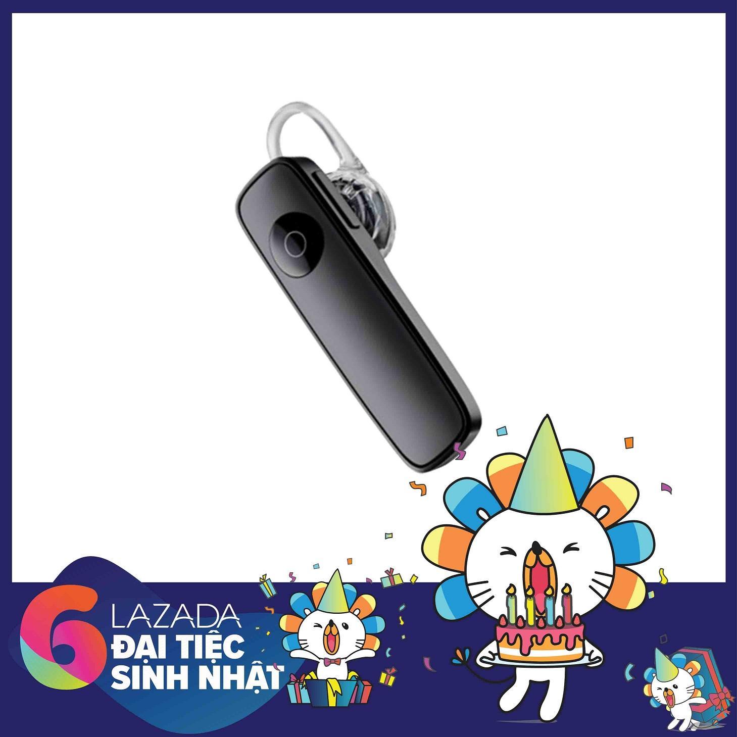 Tai Nghe Bluetooth Nhét Tai M-165 cao cấp  ( Đen )