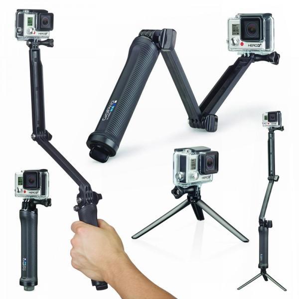 Gậy Tự Sướng 3way Monopod Dành Cho Tất Cả Các Loại Action Camera Gopro, Eken, Sjcam, Xiaomi By Eken.