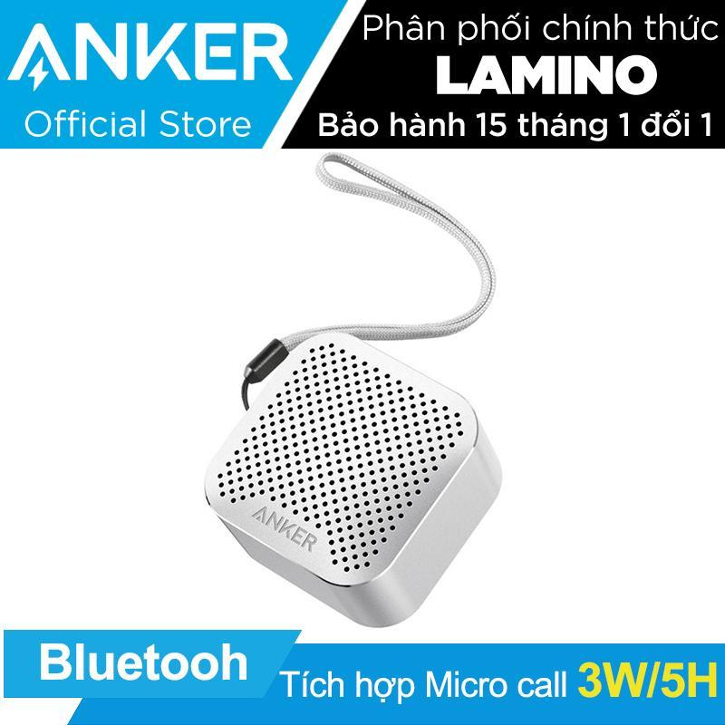 Giá Bán Rẻ Nhất Loa Bluetooth Di Động Anker Soundcore Nano Stereo Speaker Bạc Hang Phan Phối Chinh Thức
