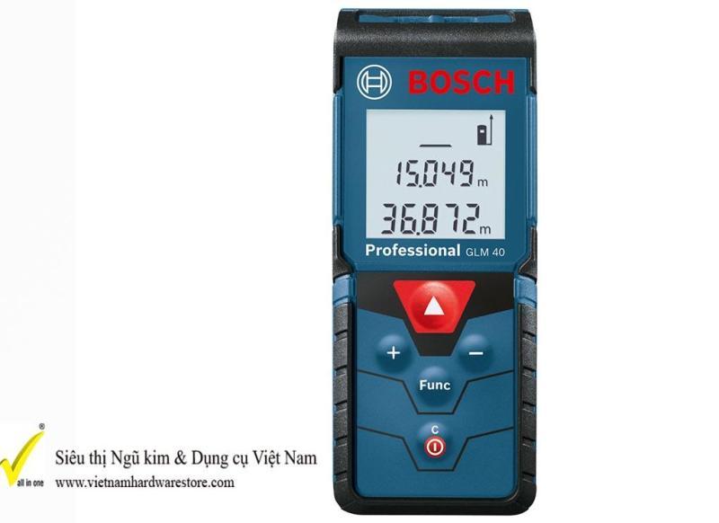 Máy đo khoảng cách laze (GLM40), 06010729K0, Bosch