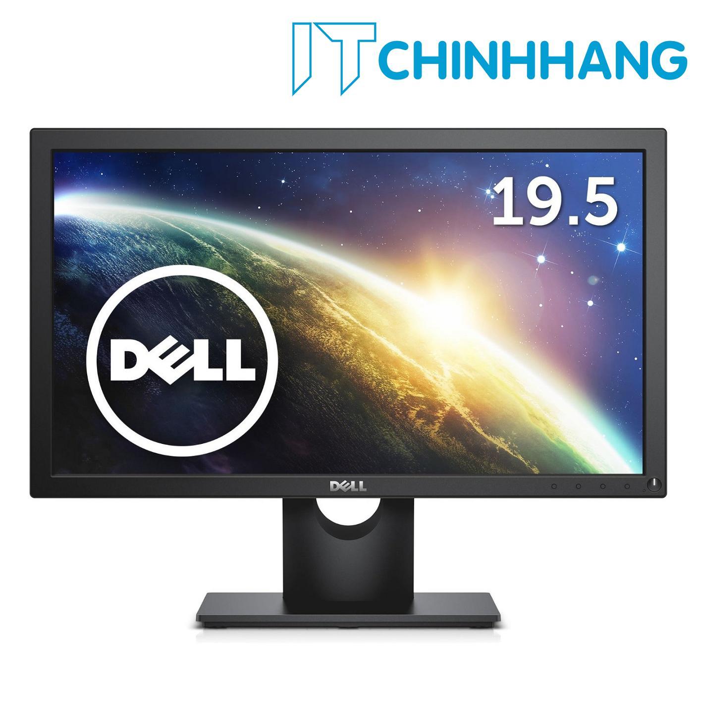 Bán Màn Hình Vi Tính Dell 19 5 Led E2016Hv Hãng Phan Phói Chính Thức Dell Rẻ