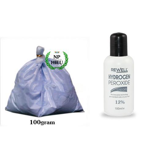 Bột tẩy tóc và oxy nhập khẩu