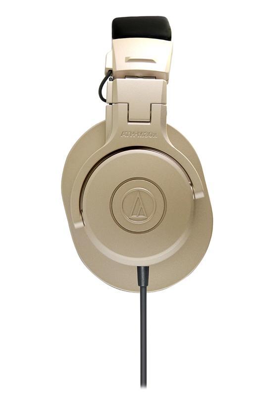 Tai nghe Audio-Technica Professional Hifi ATH-M30x CG (Limited Edition)  [giá tốt] – Review và Đánh giá sản phẩm