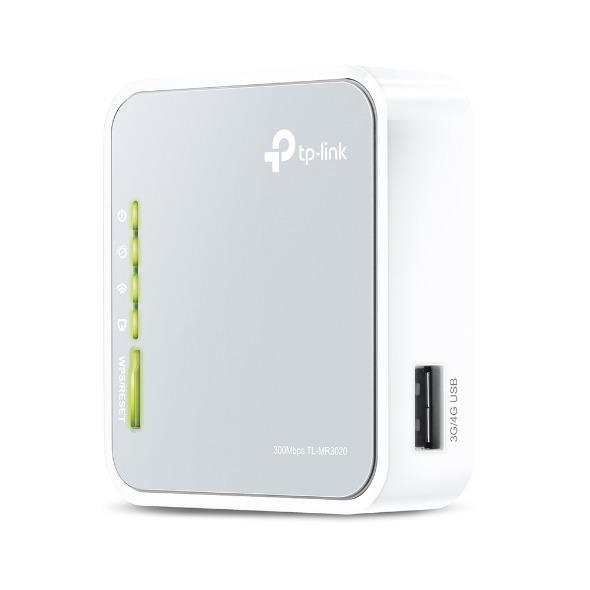 Hình ảnh Router Wi-Fi Di Động Chuẩn N 3G/4G TL-MR3020