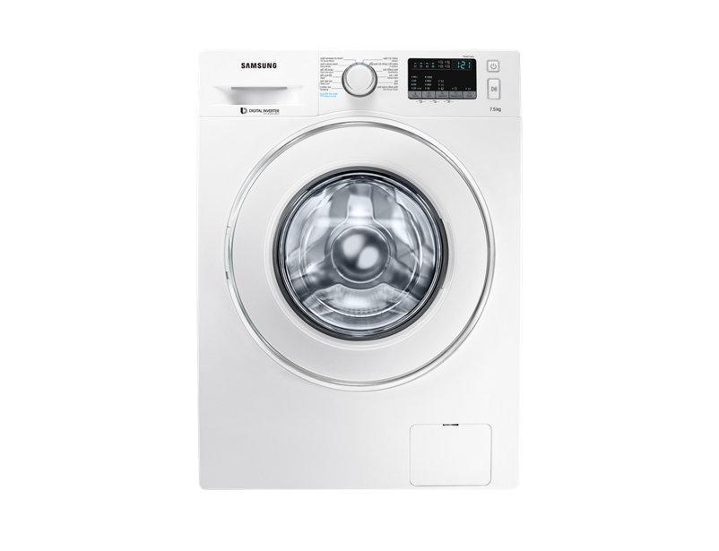 Máy giặt SAMSUNG WW75J42G0IW/SV chính hãng