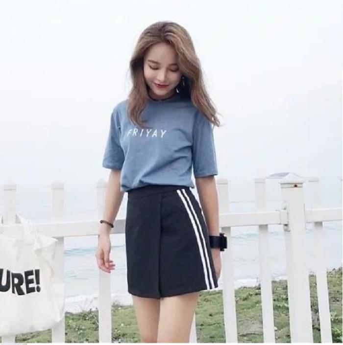 Quần Giả Váy Thời Trang Hàn Quốc Mới - BT Fashion (SO1)