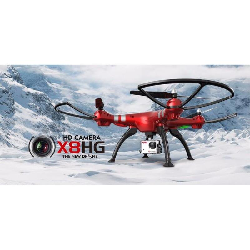 Flycam Syma X8HG camera 8MP