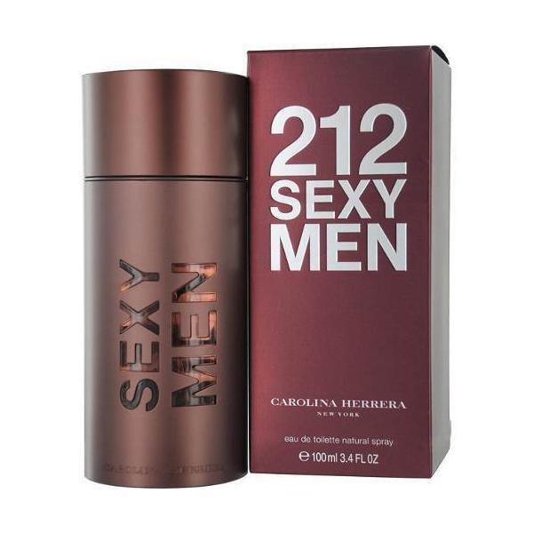 Hình ảnh NƯỚC HOA 212 SEXY MEN 100ML