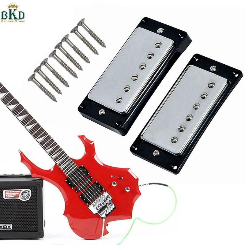 Bkodak Store Metal 9.2*4.6*2.4cm Copper Guitar Sound Absorber Guitar Pickups