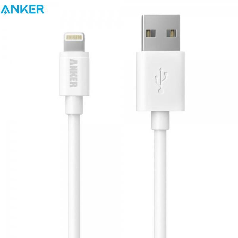 Cáp Anker dành cho điện thoại iphone Lightning Anker – Dài 2.7m – A7124 [ANKER], Giá tốt: 366.000 ₫