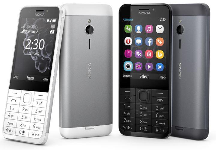 Ôn Tập Trên Điện Thoại Nokia 230 Đen Bạc 4 Sim Mới Nhất Tặng Kem Phụ Kiện Bảo Hanh 12 Thang