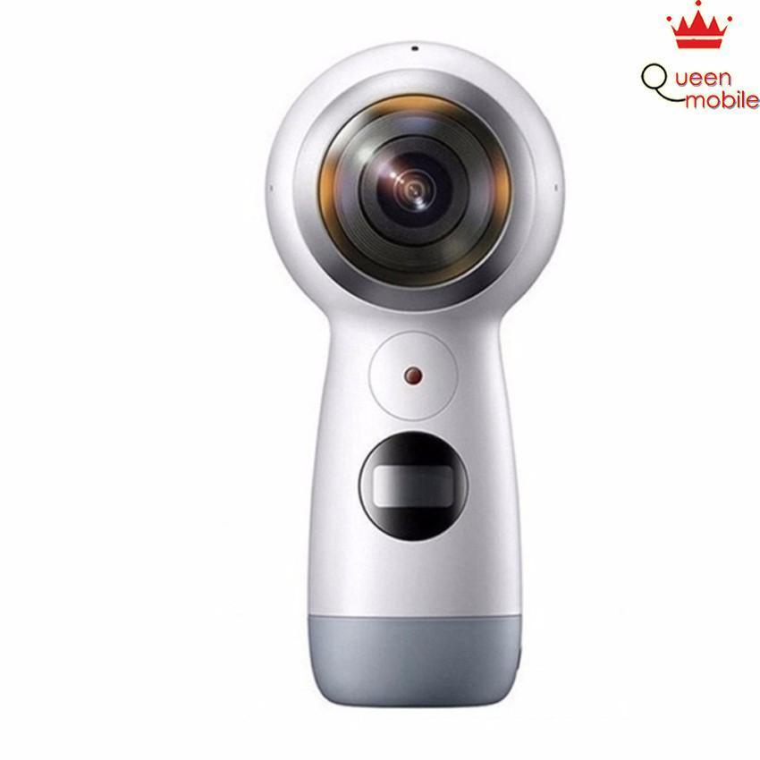 Camera Samsung Gear 360 model 2017 (Trắng) – Review và Đánh giá sản phẩm