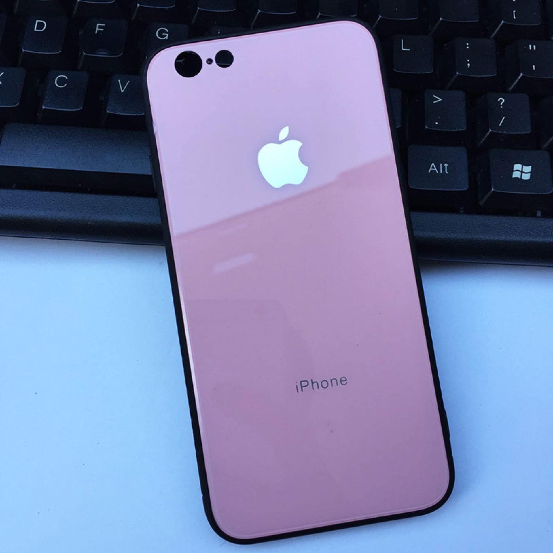 Hình ảnh Ốp lưng iPhone 6/6s giống lưng iphone 8 (cực chất)