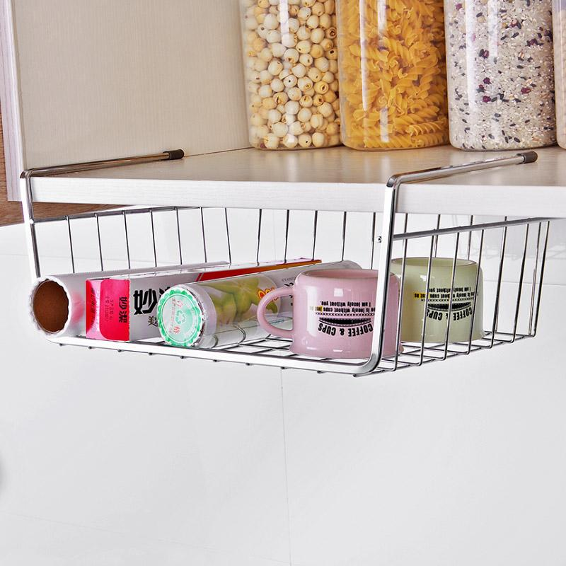 Metallic Storage Shelf