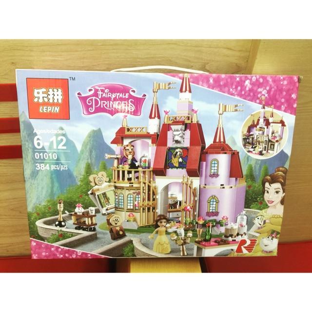 Hình ảnh Lego lâu đài công chúa Bella - Fairytale princes 01010