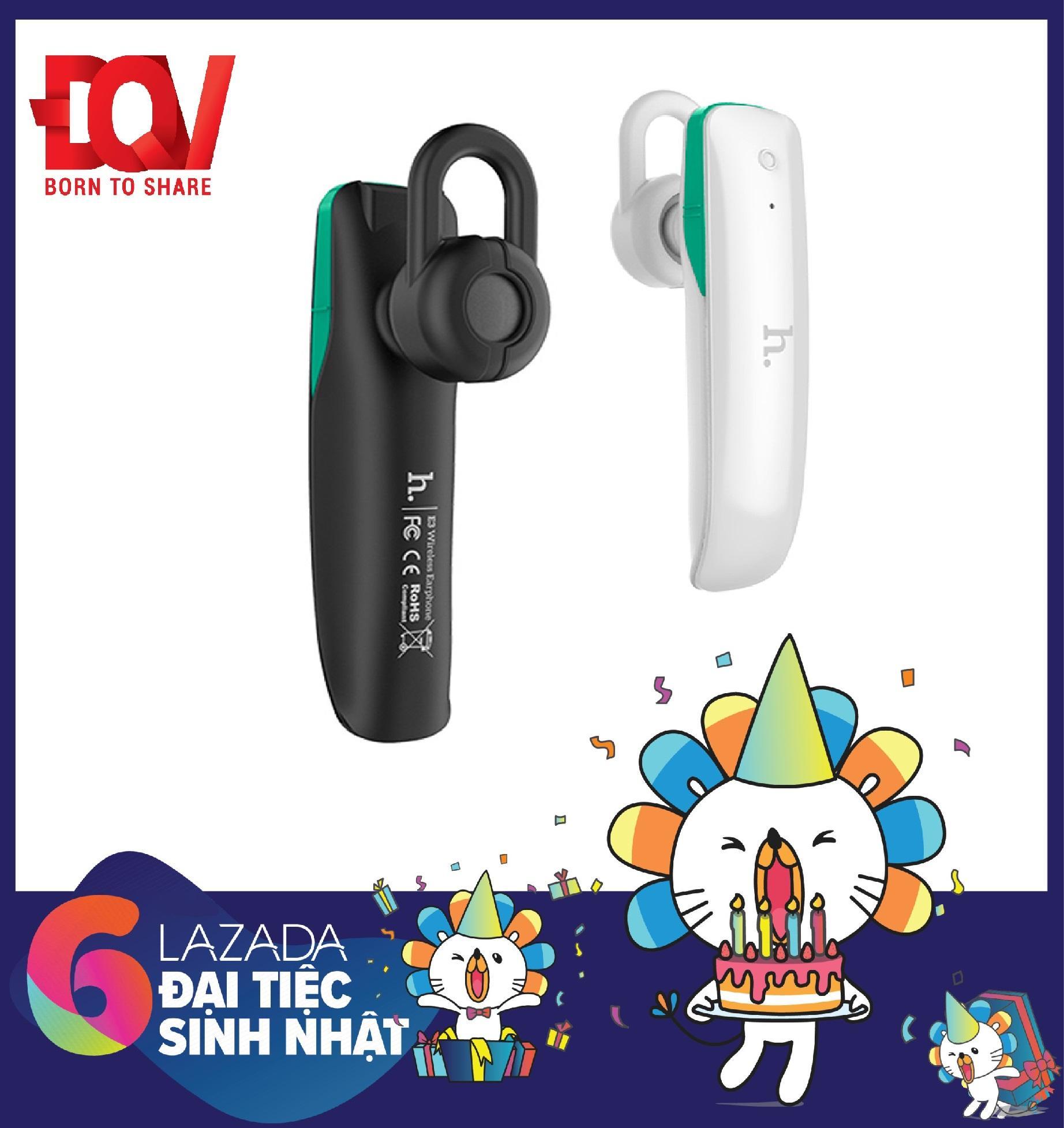 Ôn Tập Tai Nghe Bluetooth Danh Cho Điện Thoại Hoco E1 Trong Hồ Chí Minh
