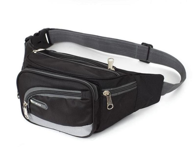 Túi đeo hông , Túi đeo bụng , túi đeo ngang bụng , túi bao tử chống thấm nước 6 ngăn tiện dụng V-Start