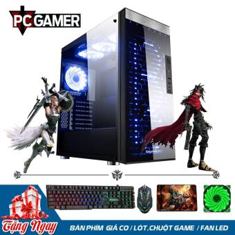 Máy tính chiến Game Khủng (Core I7 3770, Ram 16GB, HDD 4TB, VGA GTX750ti 2GB ) KH24GMB731 + Quà Tặng
