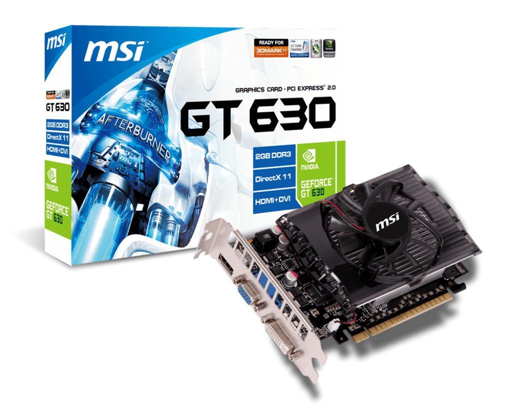 Giá Bán Vga Card Man Hinh Msi Gt630 2G Ddr3 128Bit Msi Tốt Nhất