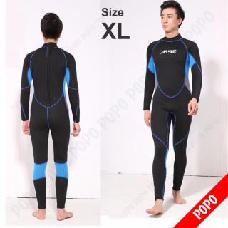 Bộ đồ lặn, quần áo lặn biển SEAC 2.5mm giữ ấm, thoáng khí, chống thầm nước cao cấp POPO Collection thumbnail