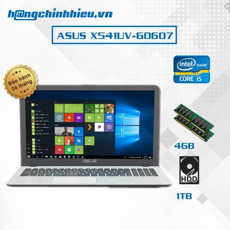 Laptop ASUS X541UV-GO607 i5-7200U, VGA GF 920MX 2GB, 15.6inch , Dos - Hãng Phân phối chính thức