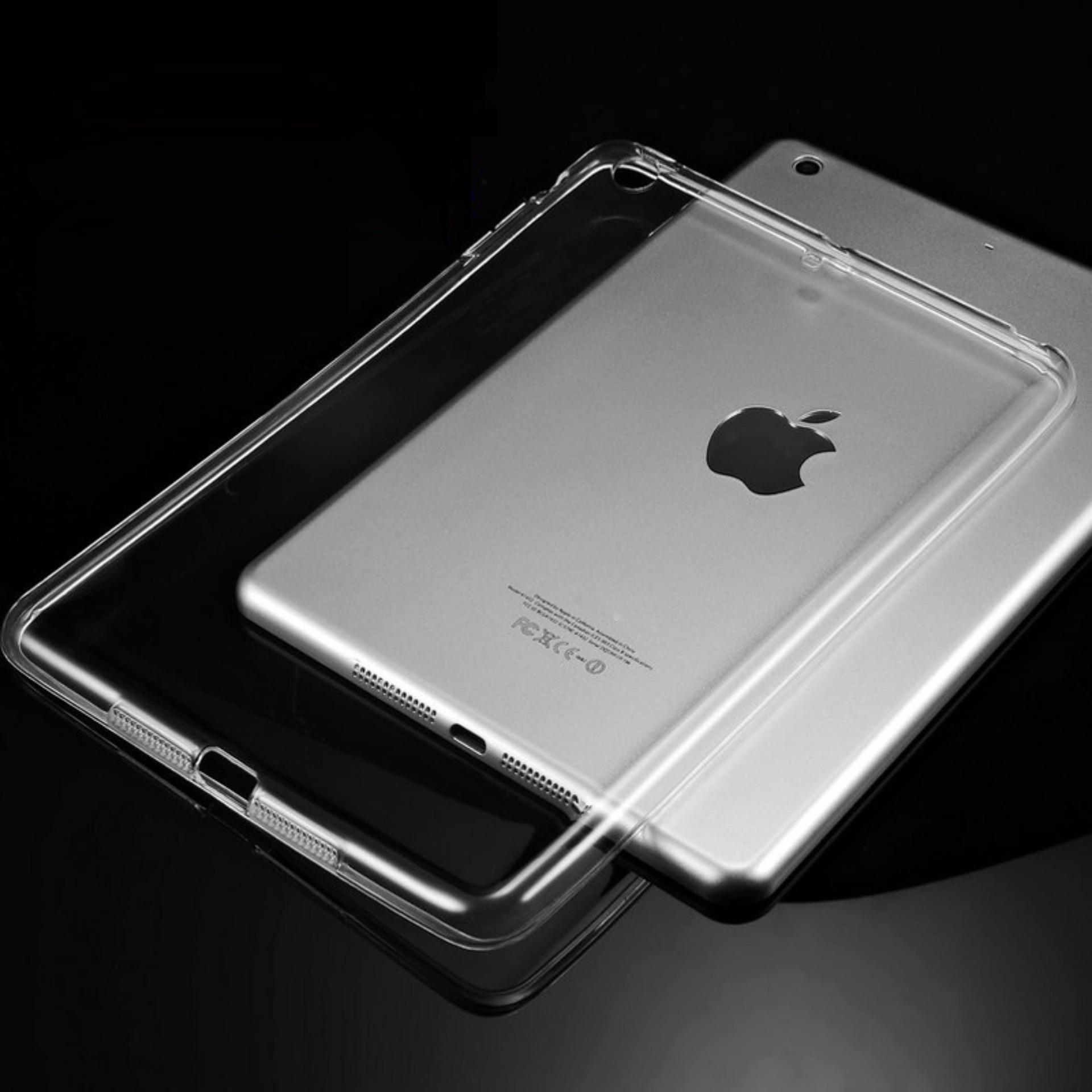 Ốp lưng silicon cho iPad mini 2 ( trong suốt) Nhật Bản