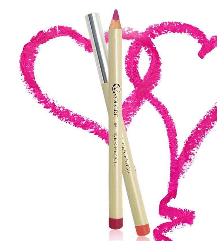 Chì kẻ viền môi VG Lipliner Pencil cao cấp Hàn Quốc + Tặng móc khoá Thebeautyshop tốt nhất