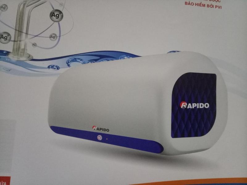 Bảng giá Máy nước nóng PAPIDO PUFFIN PE 15 Lít chống giật, xả cặn