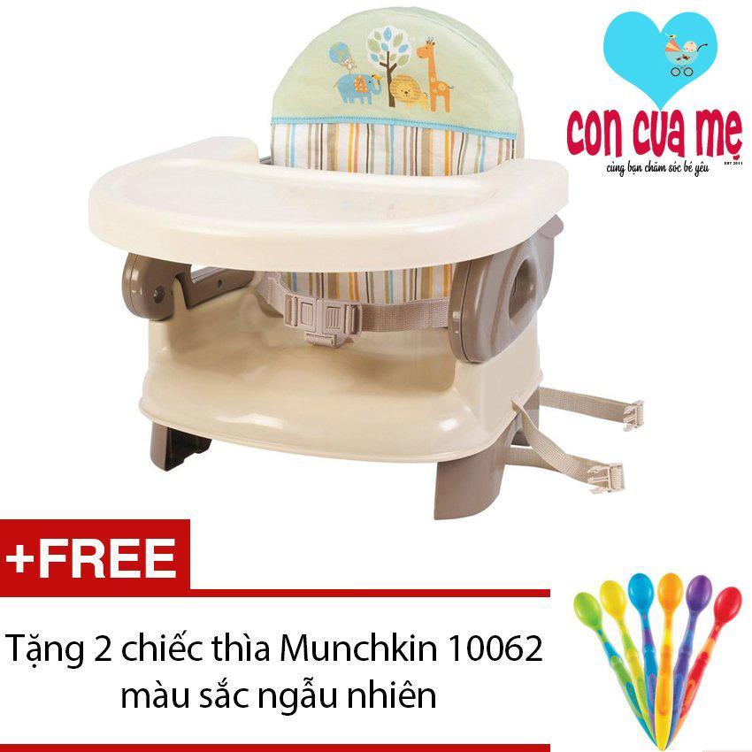 Ghế Ăn Summer Sm13050 Deluxe Tặng 2 Thia Mềm Munchkin 10062 Summer Infant Chiết Khấu