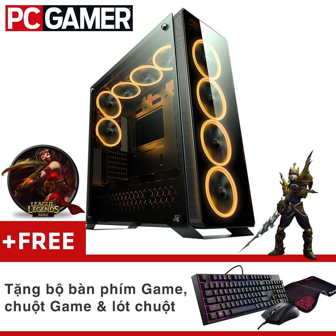 Hình ảnh Máy tính chơi Game VIP (Core I7 3770, Ram 8GB, HDD 3TB, VGA GTX750ti 2GB ) KH24GMC731 + Quà Tặng