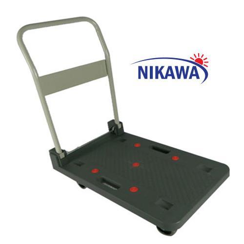 Xe đẩy Nikawa 4 bánh gấp gọn150kg